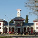 The Train Station in Antsirabe